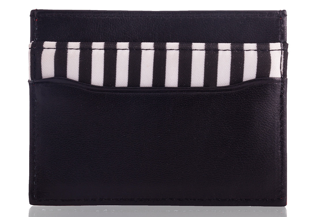 Hypnotic Stripes - Card Holder