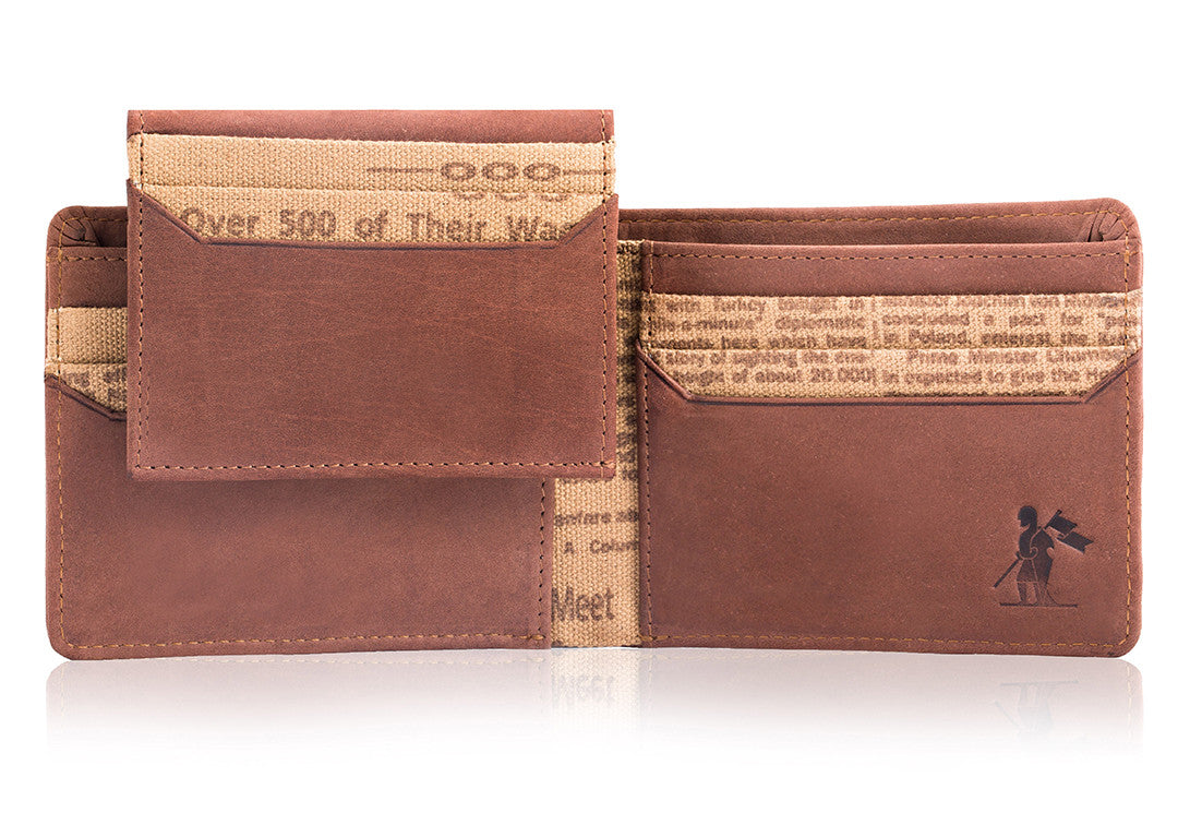 The Eternities - Wallet with Flap Insert