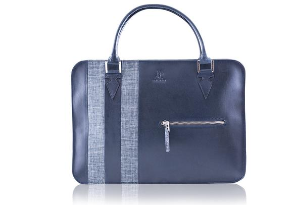 HIGH FEATHER - SLIM FIT LAPTOP BAG