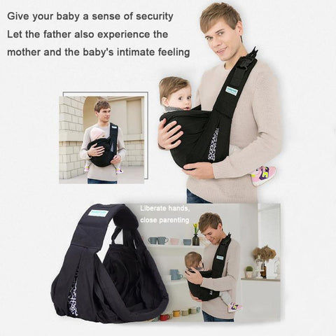 Cloth Carrier Sling For Baby Sling Backpack Baby Wraps