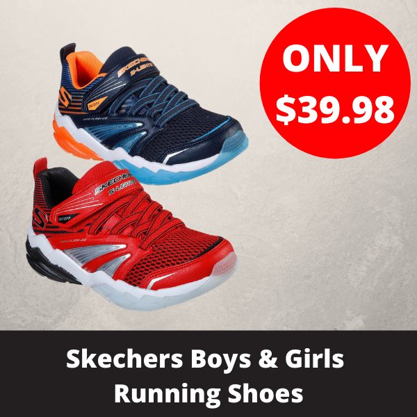 Skechers Kids' Selected Running Shoes