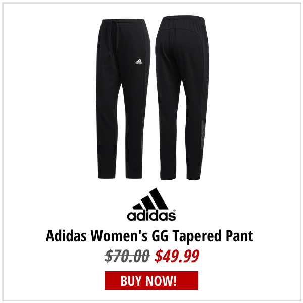 Adidas Women's GG Tapered Pant
