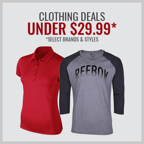 Clothing Deals Under $29.99