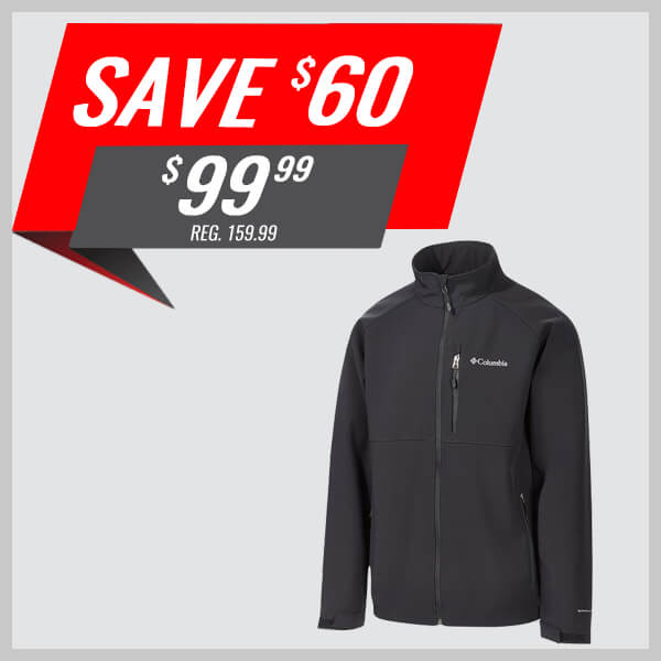 Columbia Men's Softshell Jacket