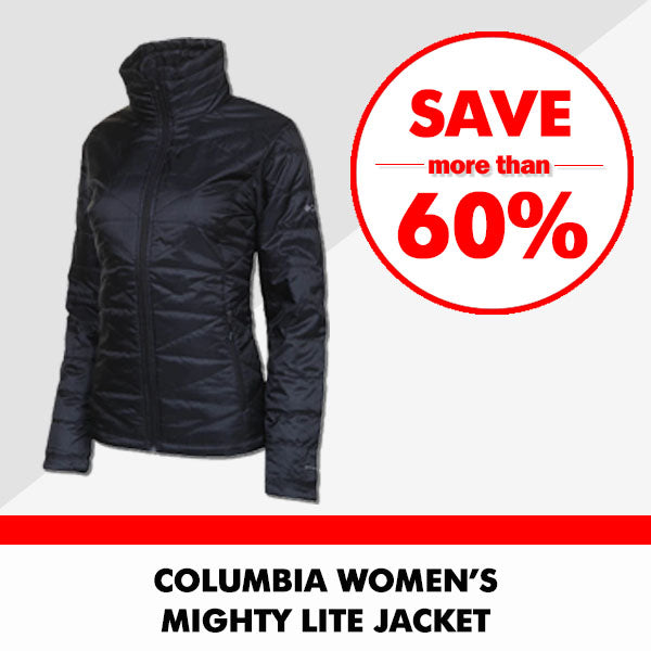 Columbia Women's Mighty Lite JacketS