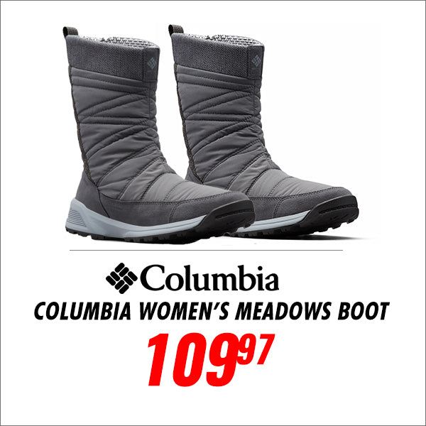 Columbia Women's Meadows Winter Boots