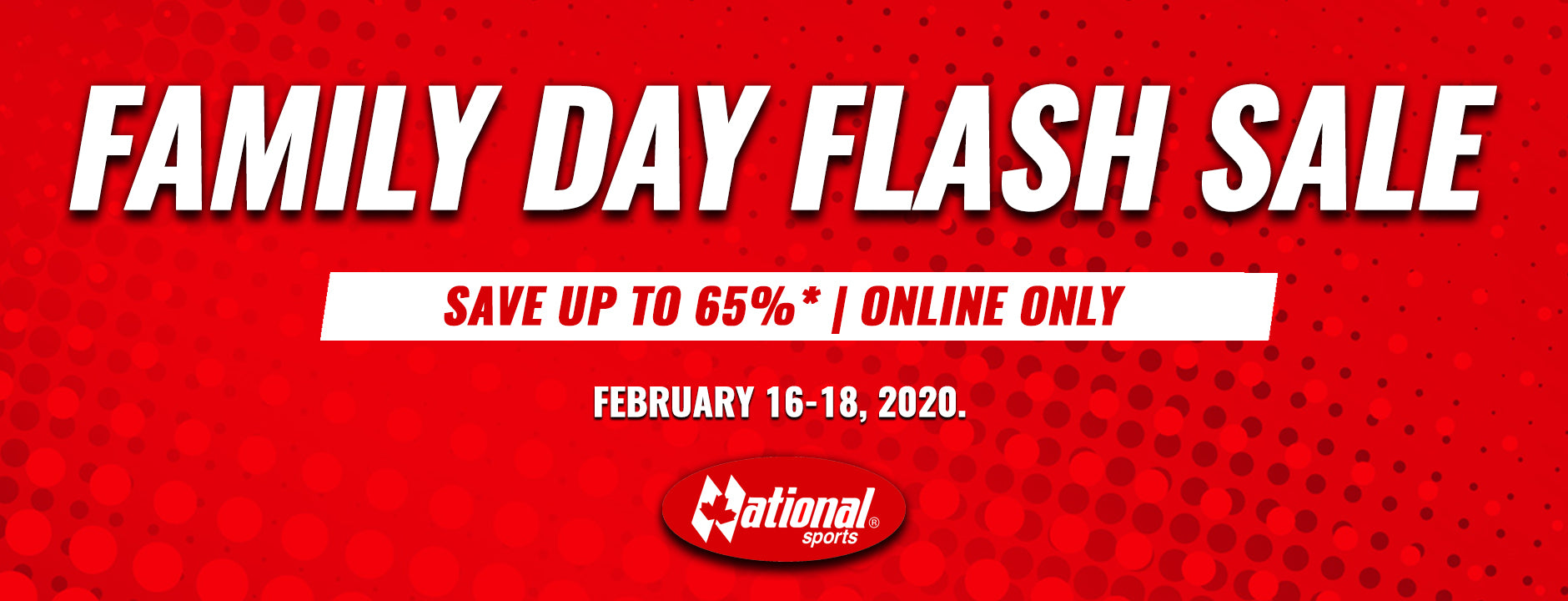 Family Day Flash Sale