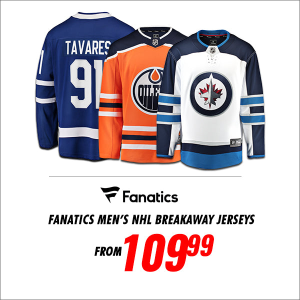 Fanatics Men's NHL Breakaway Jerseys