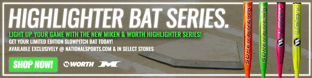 Shop Highlighter Bats