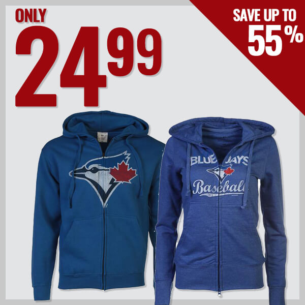 Jays Hoodies