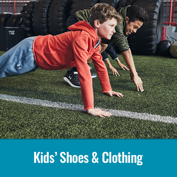 Kids' Shoes & Clothing