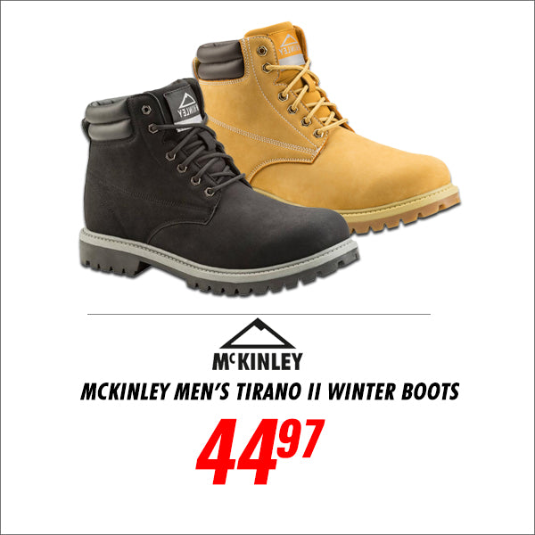 McKinkley Men's Tirano Boots