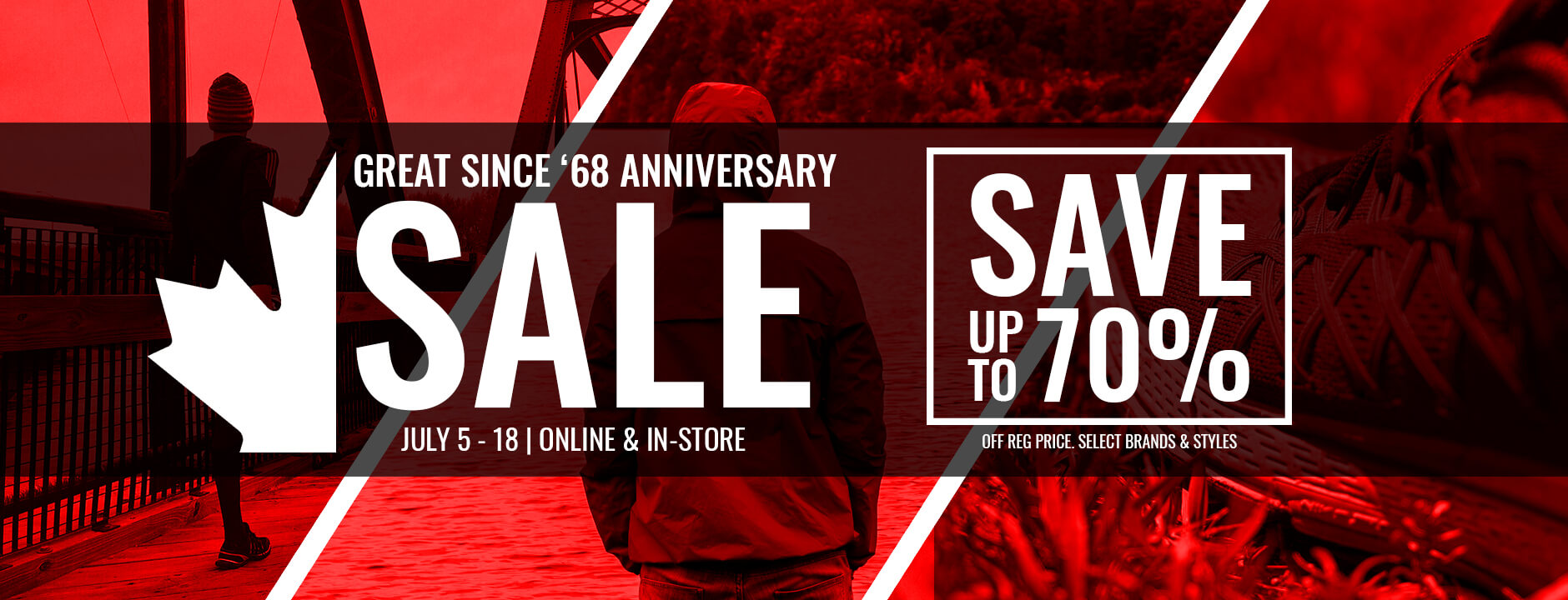 Great Since 68 Anniversary Sale