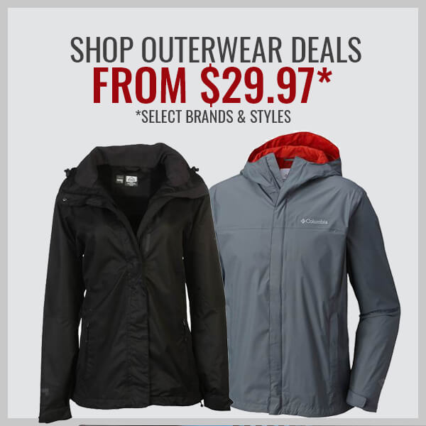 Outerwear Deals