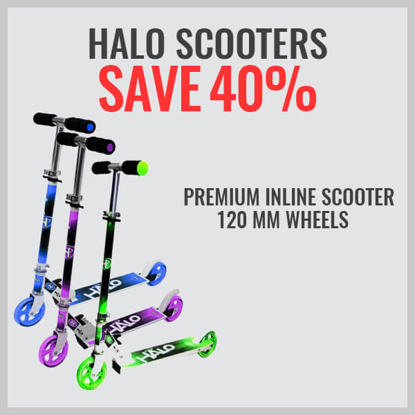 Halo Scooters