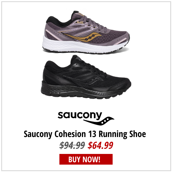 Saucony Cohesion 13 Running Shoe