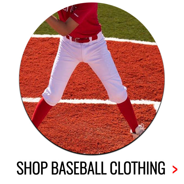 Baseball Clothing, Training & Accessories
