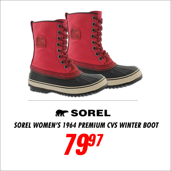 Sorel Women's 1964 Premium CVS Winter Boot