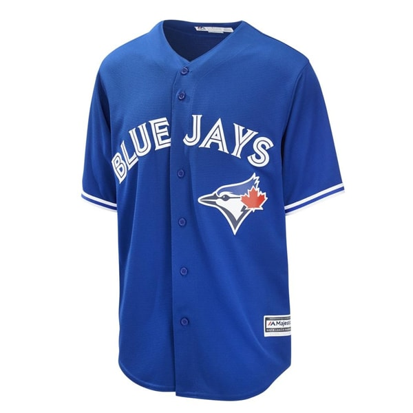 Majestic Men's Toronto Blue Jays CoolBase Replica Alternate Jersey