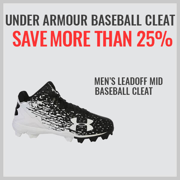 Under Armour Baseball Cleat