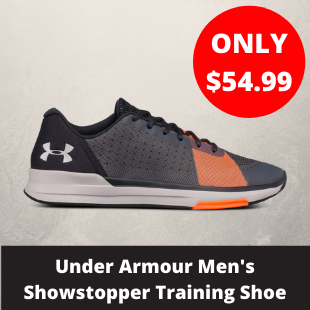 UNDER ARMOUR MEN'S SHOWSTOPPER TRAINING