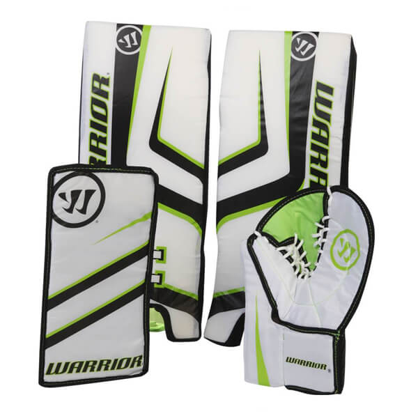 Warrior Street Goalie Set
