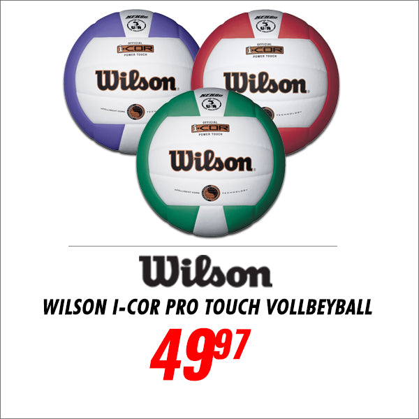 Wilson I-Cor Volleyballs