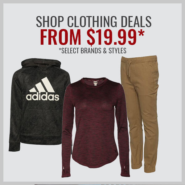 Clothing Deals