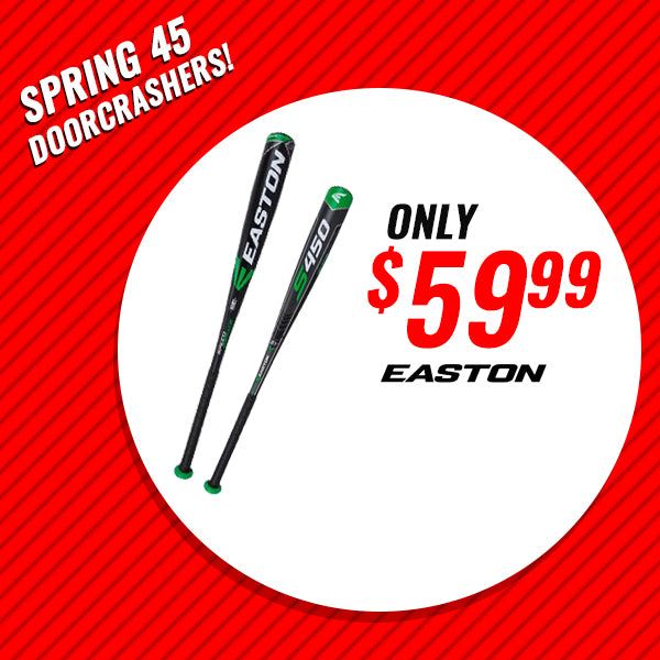 Easton S450 Baseball Bats