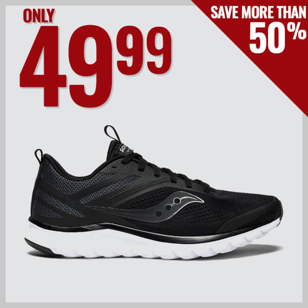 Men's Saucony Shoes