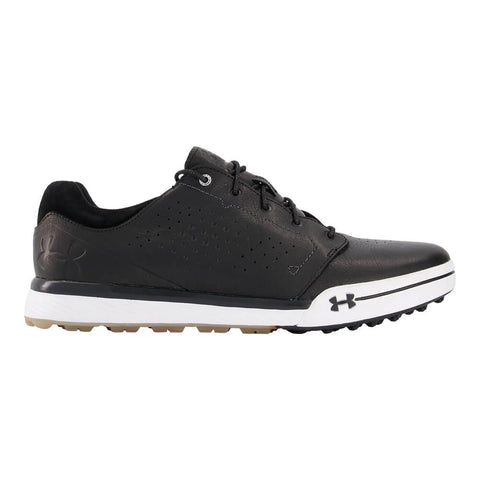 UNDER ARMOUR MEN'S TEMPO HYBRID GOLF CLEAT BLACK