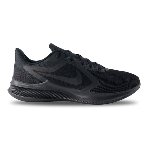 NIKE WOMEN'S DOWNSHIFTER 10 WIDE RUNNING SHOE BLACK/BLACK