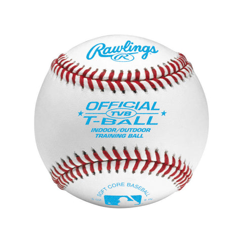 RAWLINGS TVB-T-BALL SPONGE BASEBALL