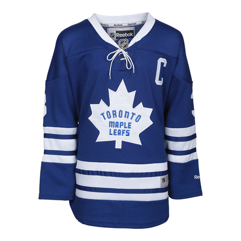 ... REEBOK YOUTH TORONTO MAPLE LEAFS PREMIER PHANEUF HOME JERSEY 521725909