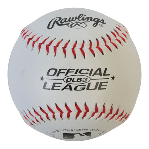 RAWLINGS OLB3C-R RECREATIONAL 9 INCH BASEBALL