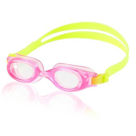 SPEEDO JUNIOR HYDROSPEX GOGGLE PINK/YELLOW