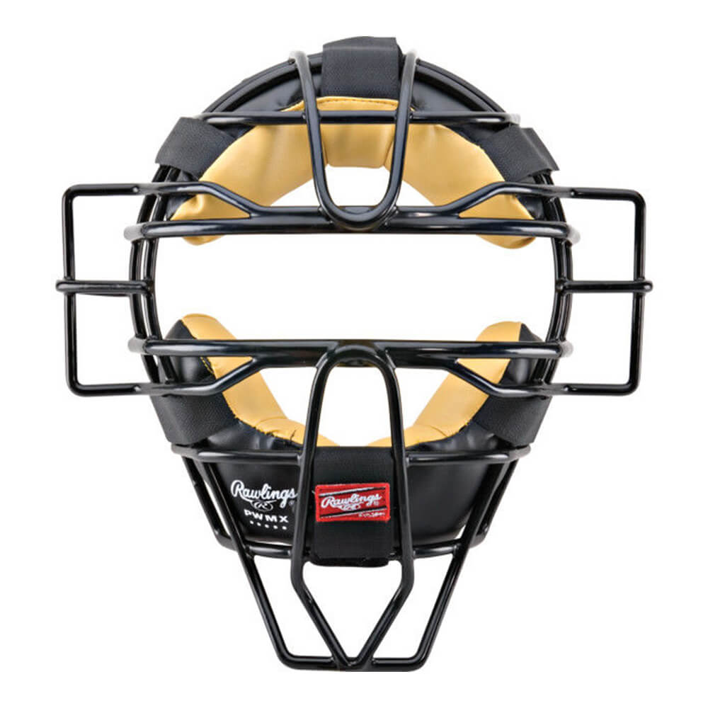 RAWLINGS PWMX TRADITIONAL CATCHER/UMPIRE WIRE MASK BLACK – National ...