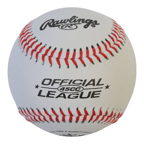 RAWLINGS 45CC CORK/RUBBER CENTRE HOUSELEAGUE  INCH BASEBALL