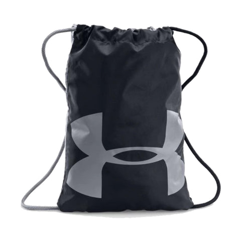 UNDER ARMOUR OZZIE SACKPACK BLACK - STEEL