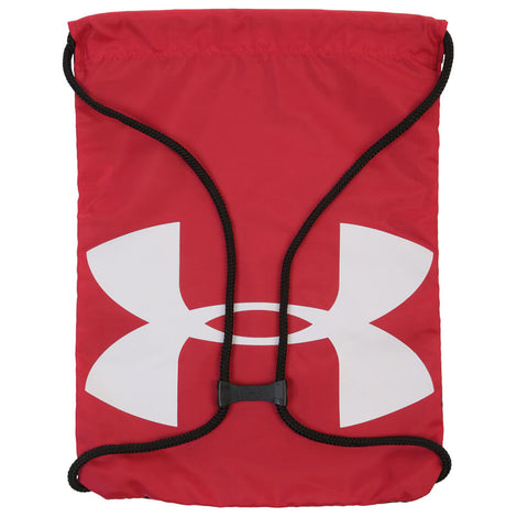 UNDER ARMOUR OZZIE SACKPACK RED/BLACK