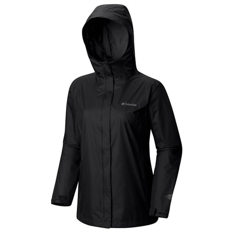 COLUMBIA WOMEN'S ARCADIA II OT JACKET BLACK