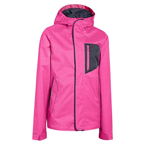 UNDER ARMOUR GIRLS COLD GEAR INSULATED GEMMA 3 IN 1 CHAOS-LEAD