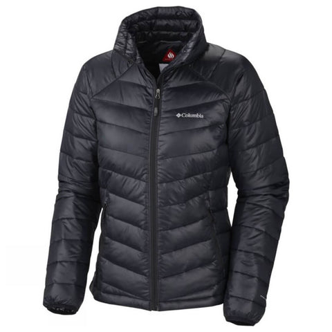21e7ecb91eb COLUMBIA WOMEN S PLATINUM 860 TURBODOWN JACKET BLACK 2014