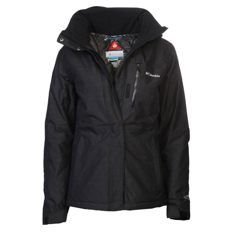 COLUMBIA WOMEN'S ALPINE ACTION INSULATED JACKET