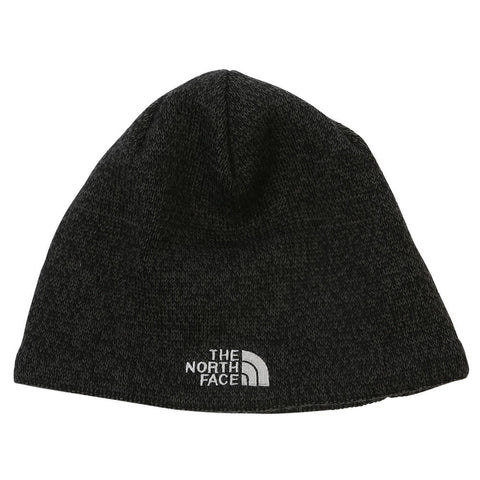 THE NORTH FACE MEN'S JIM BEANIE BLACK HEATHER