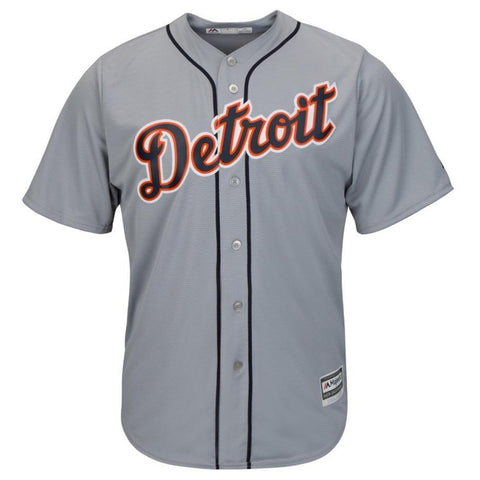 MAJESTIC DETROIT TIGERS COOL BASE JERSEY
