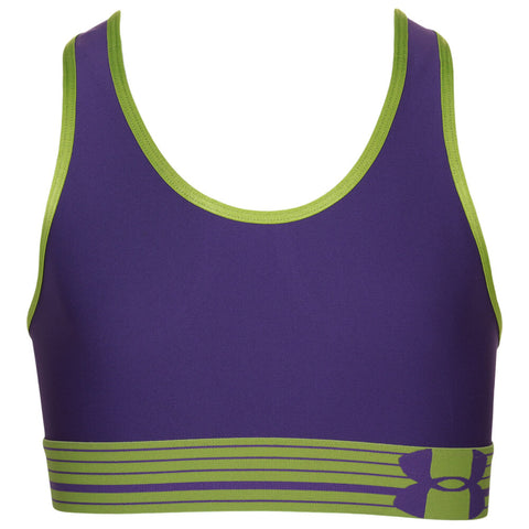UNDER ARMOUR GIRL'S ALPHA BRA CRUSH