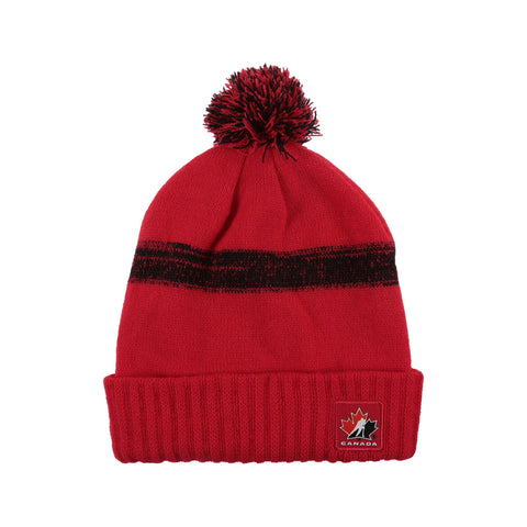 NIKE MEN'S TEAM CANADA POM BEANIE