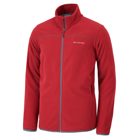 COLUMBIA MEN'S TRAILS EDGE FLEECE JACKET