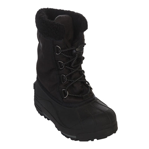 SOREL BOYS BOOTS CUMBERLAND BLACK